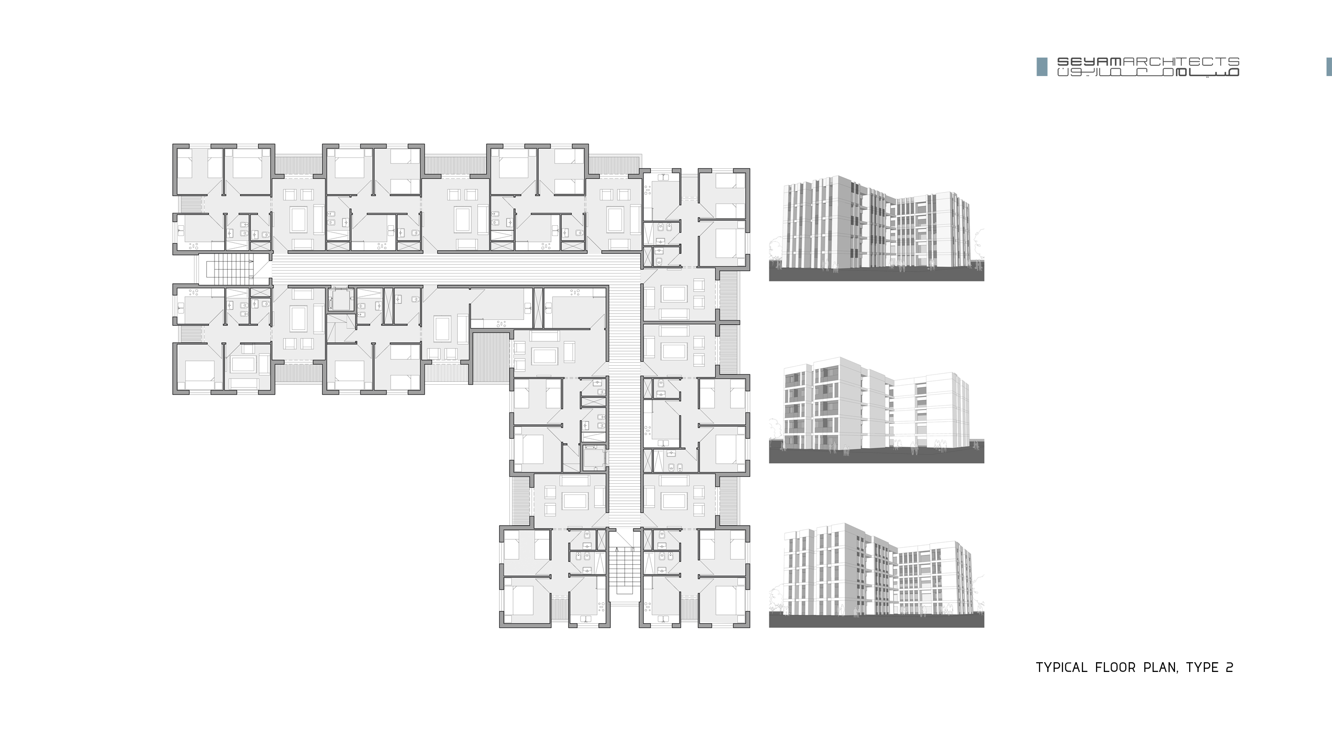 09 typical floor plan, type 2