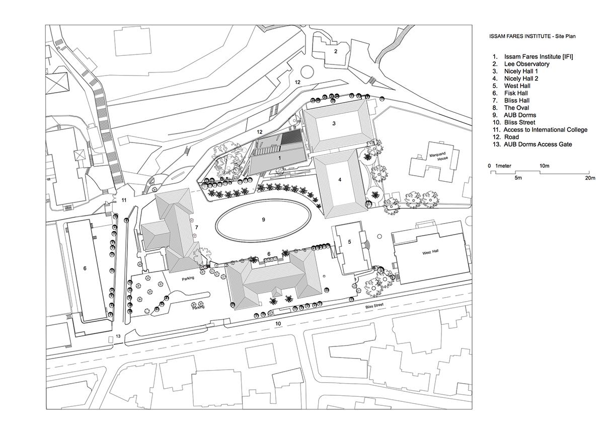 19 site plan