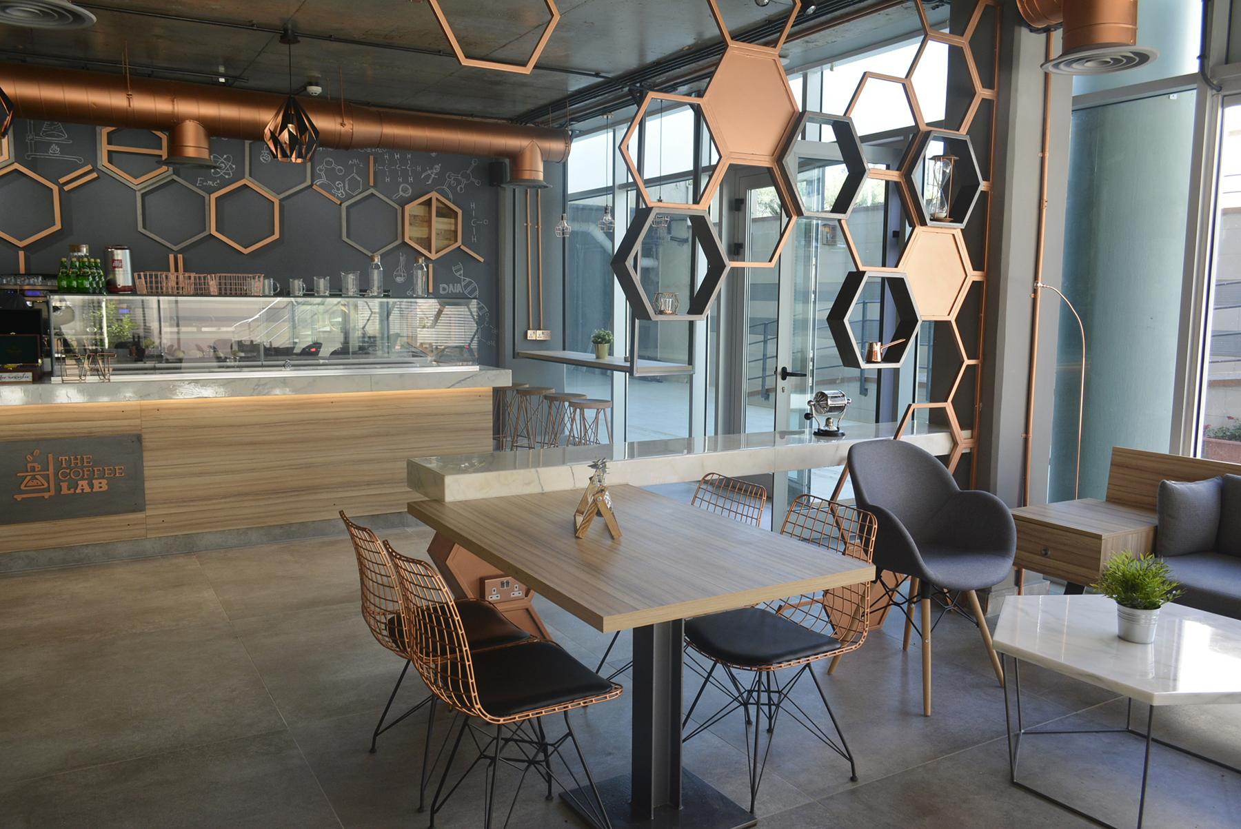 The Coffee Lab By Amani Tabaza Hkz Mena Design Magazine